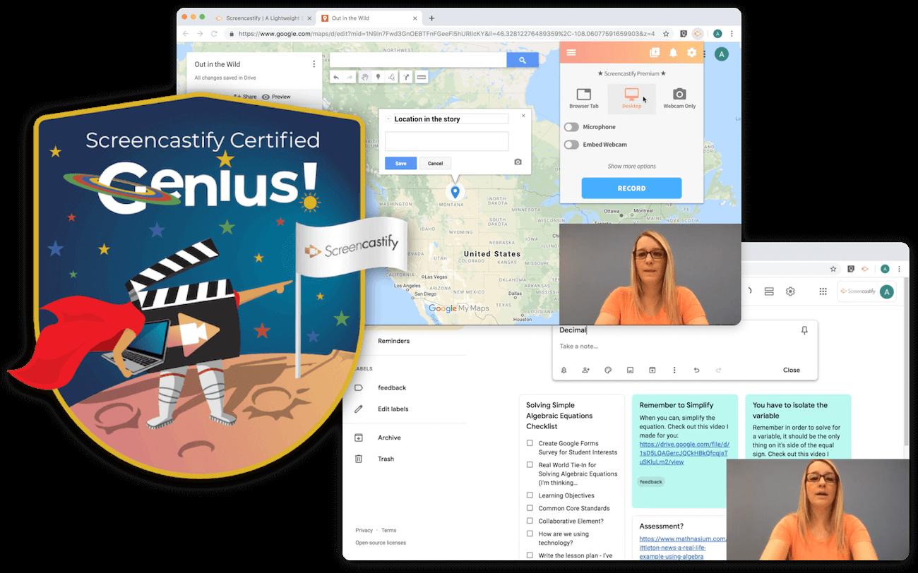 genius course teaser