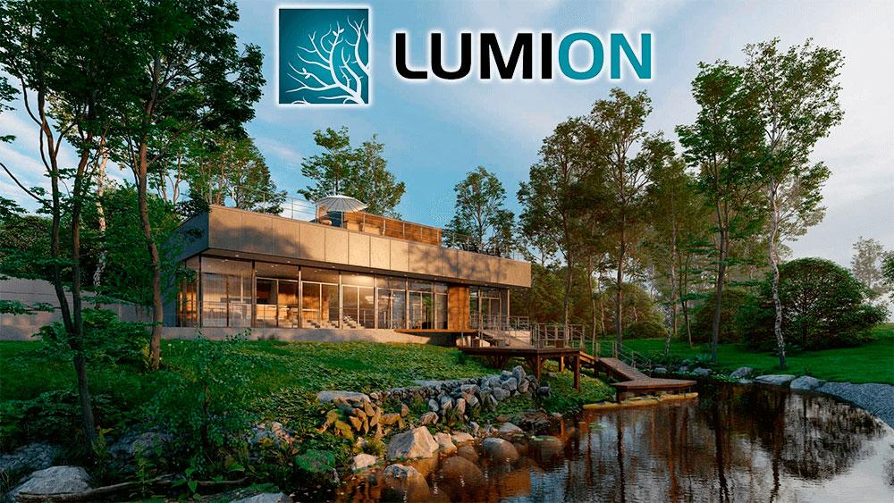 Renderizador Lumion