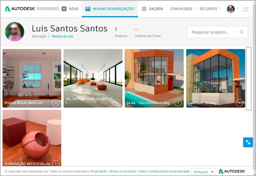 Galeria Autodesk 360