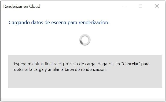 Renderizar en Cloud