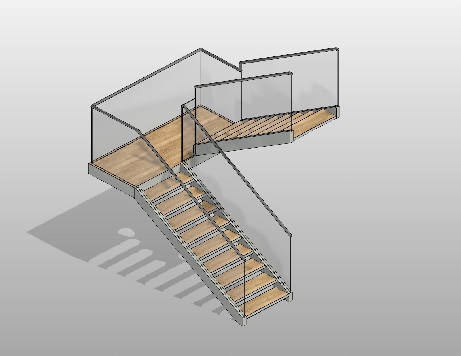 STAIR CALCULATION
