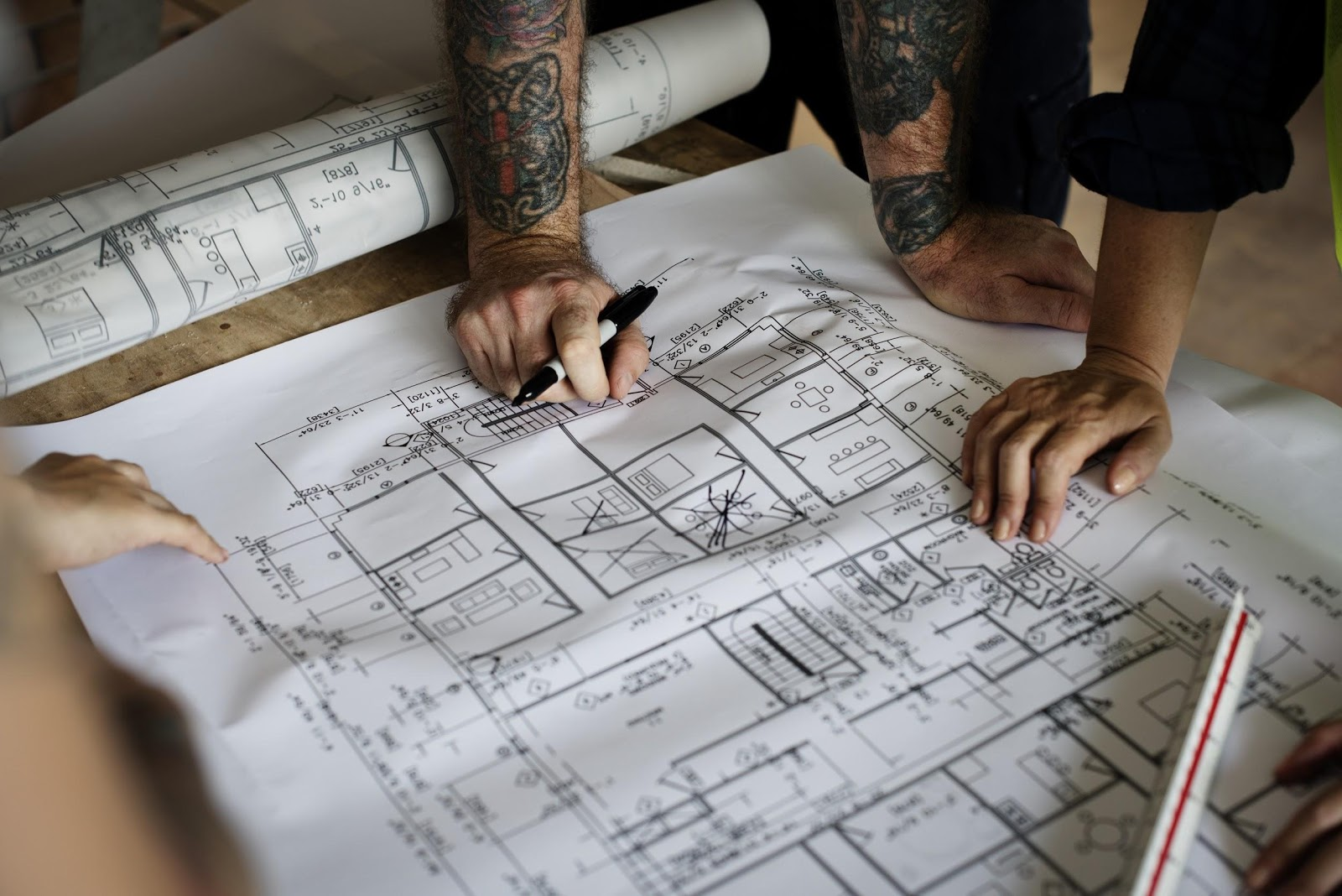 WHAT IS AN ARCHITECTURAL PROJECT FOR?