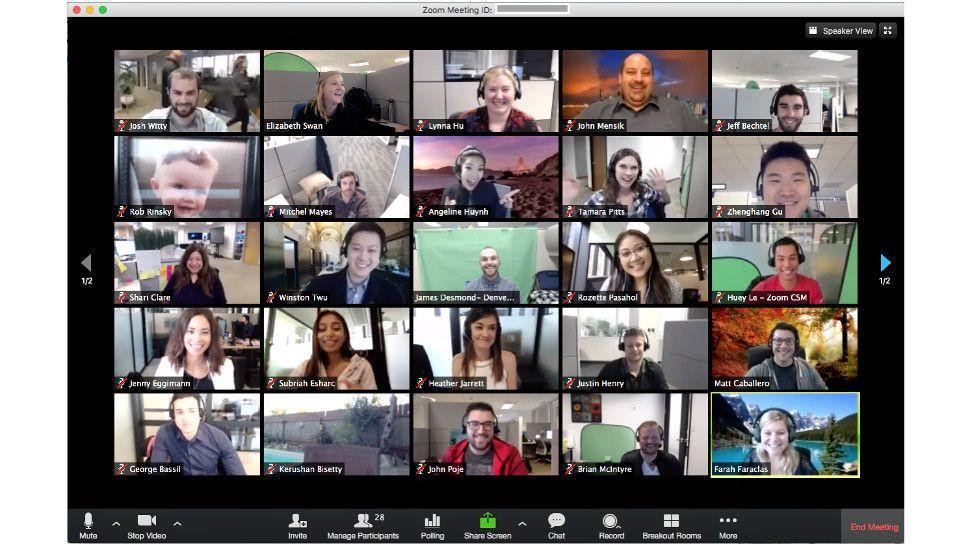 Zoom - Virtual workshop tools at Provenance