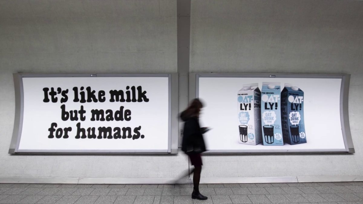 Oatly and Blackstone: What can purpose-led brands learn from this unicorn investment?
