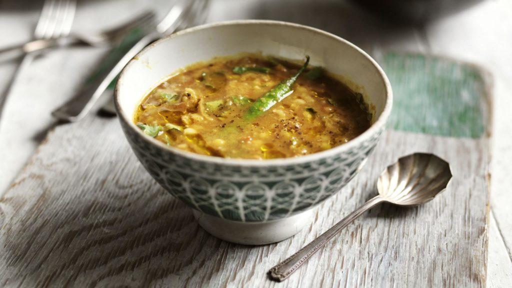 BBC Food Tarka Dhal