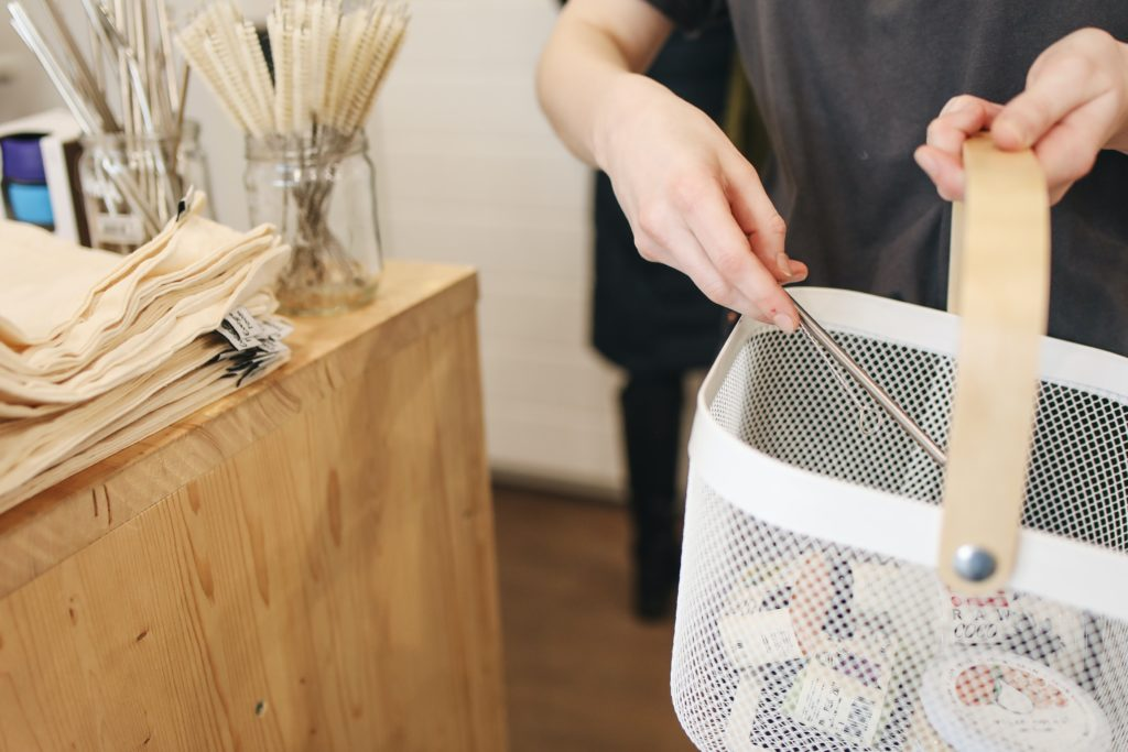 Sustainable shopping this Christmas for household basics