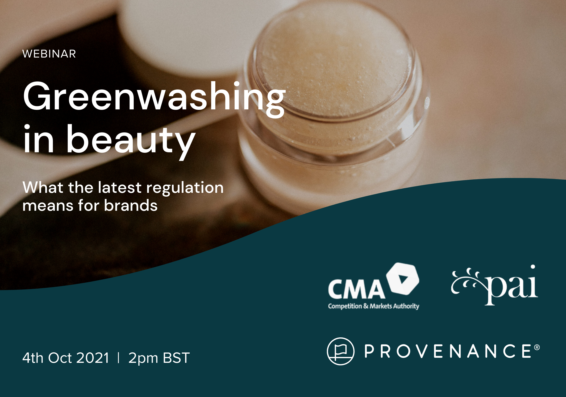 Webinar: Greenwashing in beauty – what the latest regulation means for brands