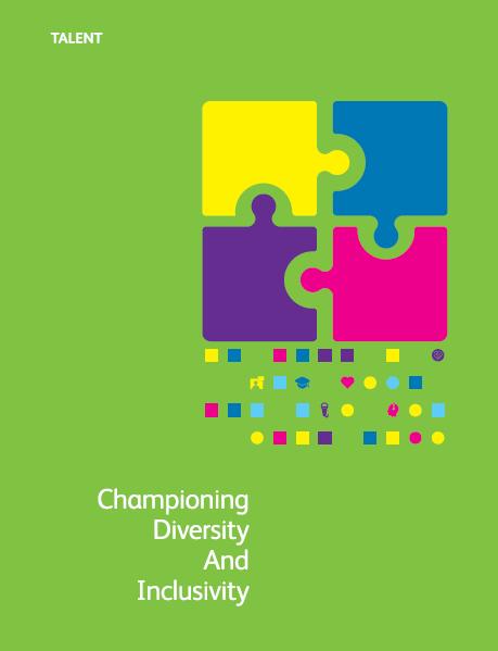 Championing Diversity And Inclusivity