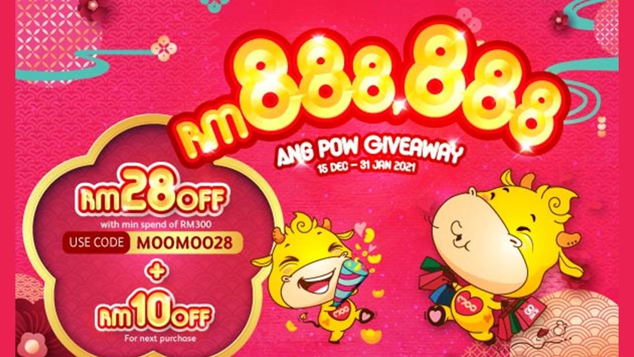 Go Shop's CNY MOOMOODA campaign offers prizes worth RM23,888