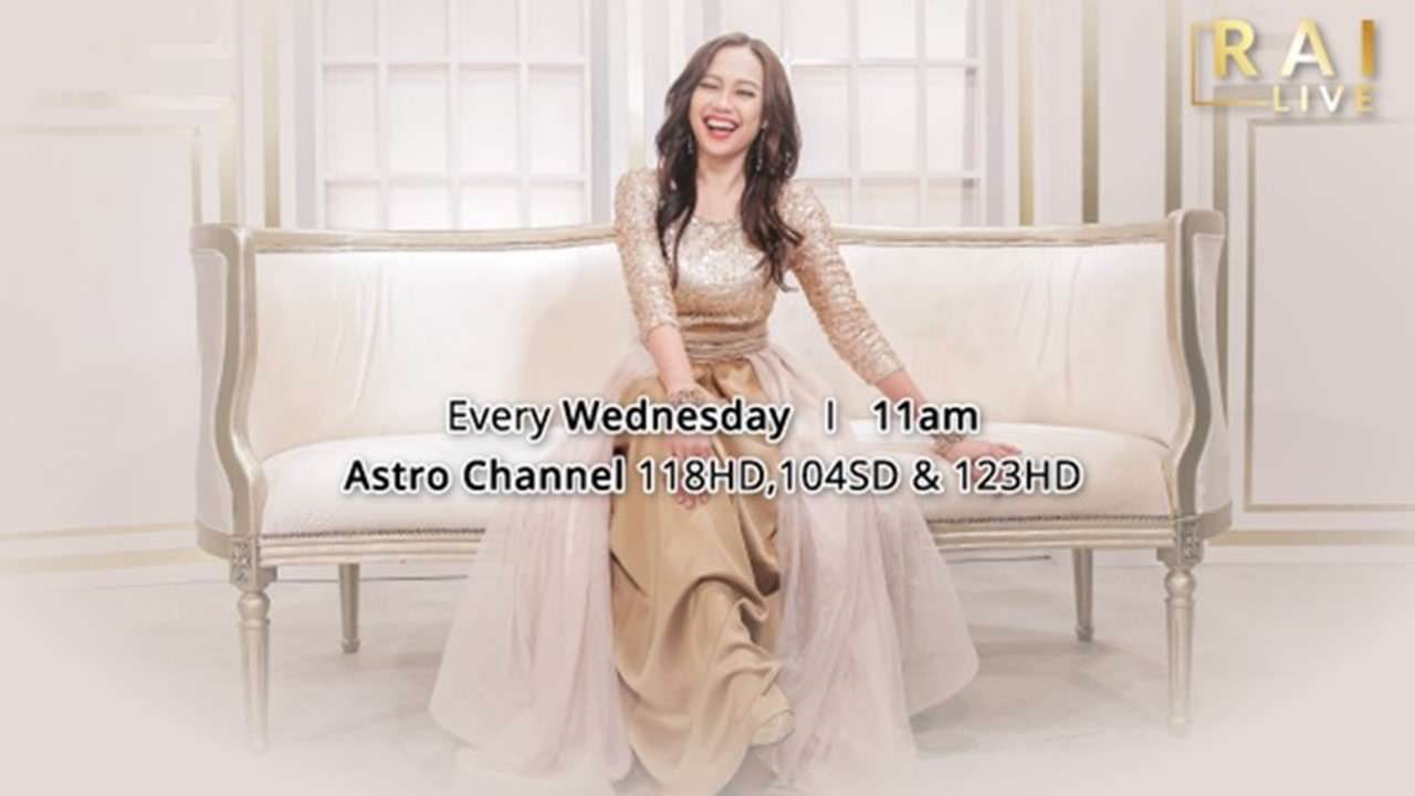 RAILIVE – program siaran langsung terbaharu Go Shop dengan tawaran eksklusif yang menampilkan pengacara TV, Raianna