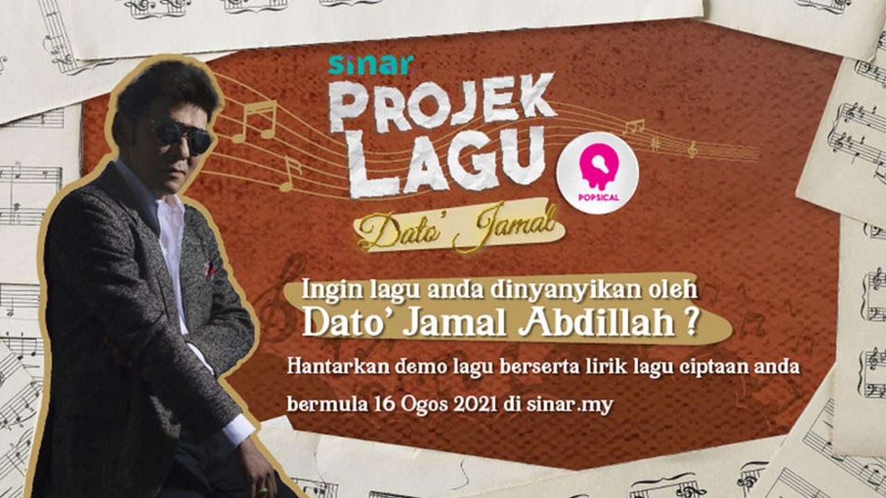 SINAR mengumumkan pemenang pertandingan 'Projek Lagu Dato' Jamal di SINAR'