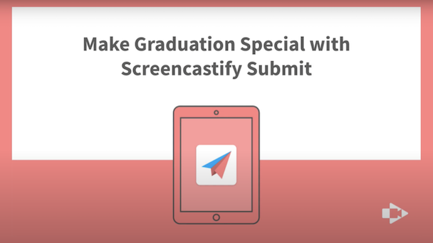 Two Minute Drill: Celebrating Graduation with Submit