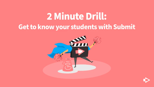 Get to Know Students with Video Assignments