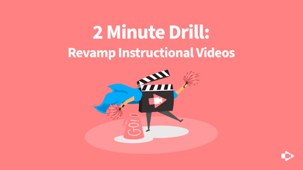 Revamp Instructional Videos with Edit