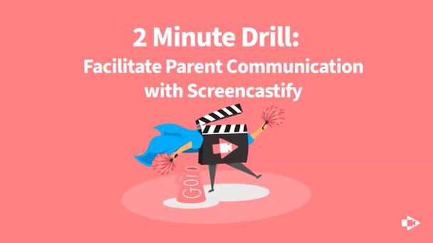 Create to Facilitate Parent Communication
