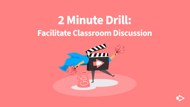 Assign Videos to Facilitate Classroom Discussion