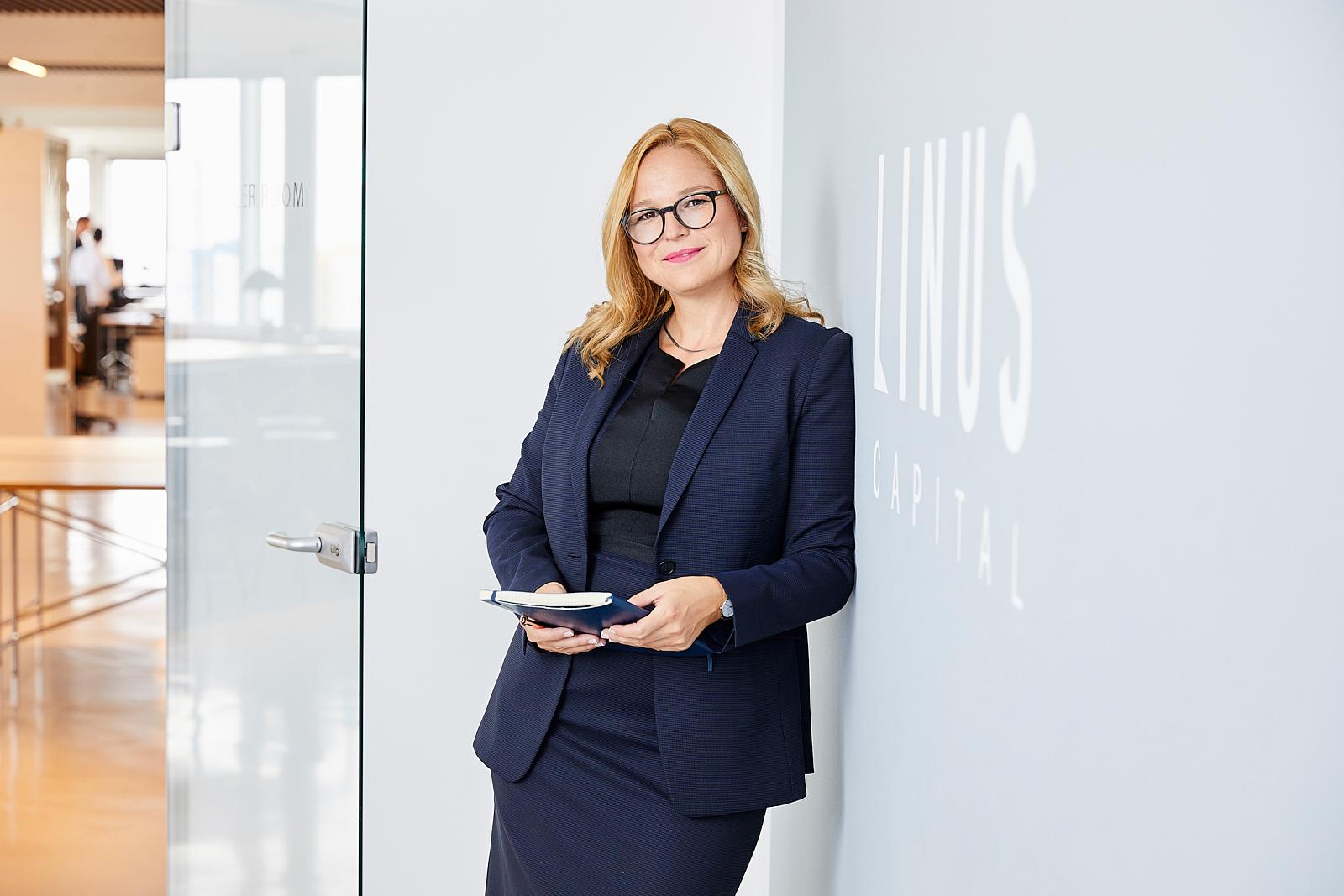 LINUS Digital Finance beruft Julia Kneist zum Chief Risk Officer