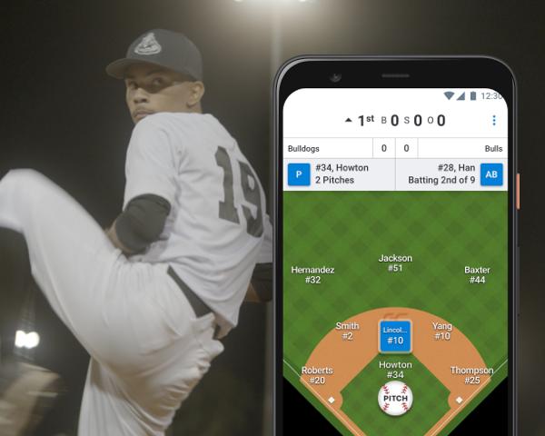 Baseball Scorekeeping App