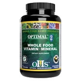 Optimal 2 Whole Food Vitamin Mineral