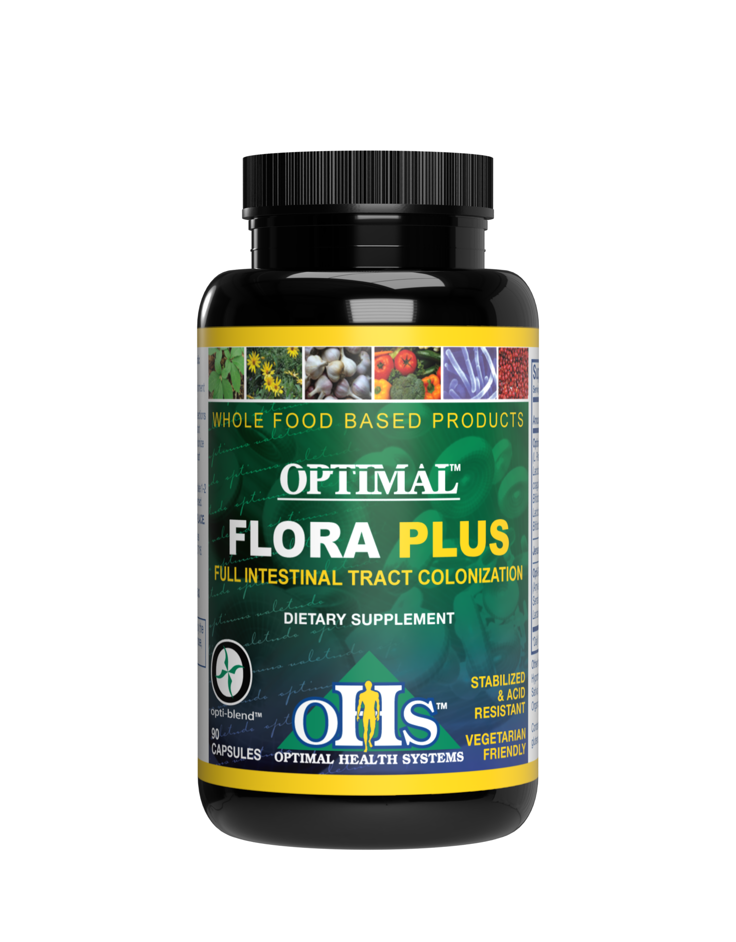 Optimal Flora Plus