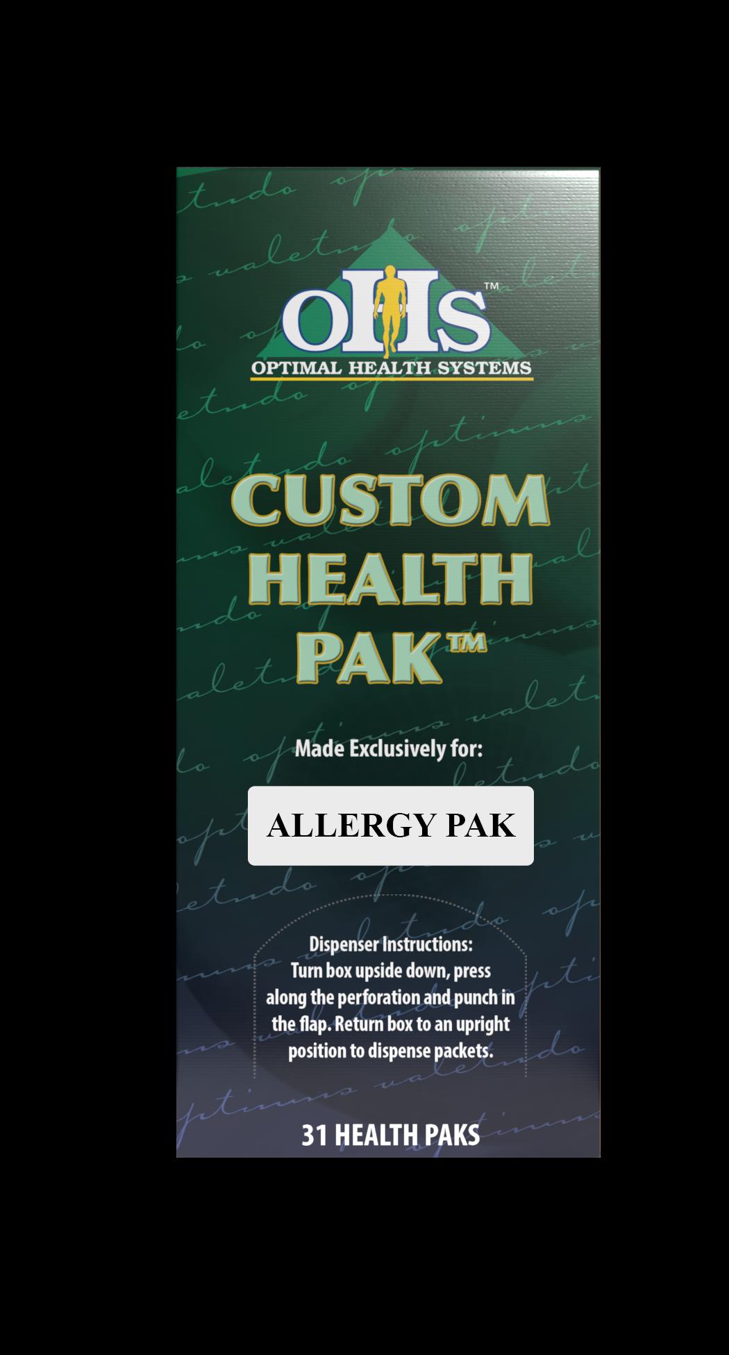 Allergy Pak