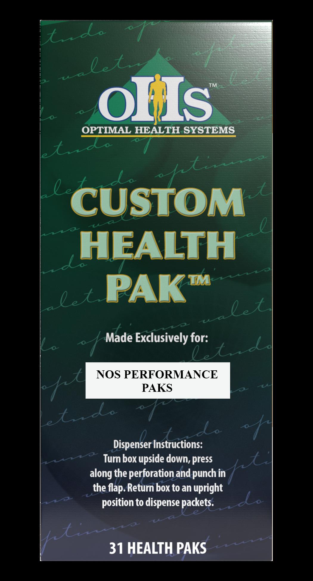 NOS Performance Paks