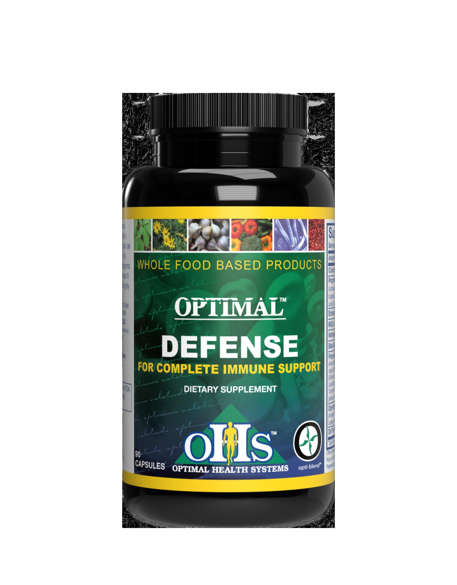 Optimal Defense