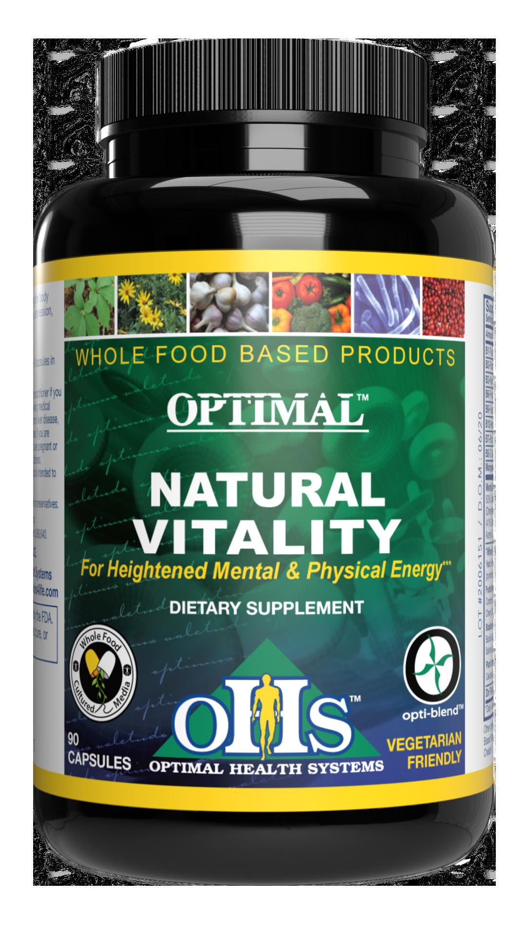 Optimal Natural Vitality