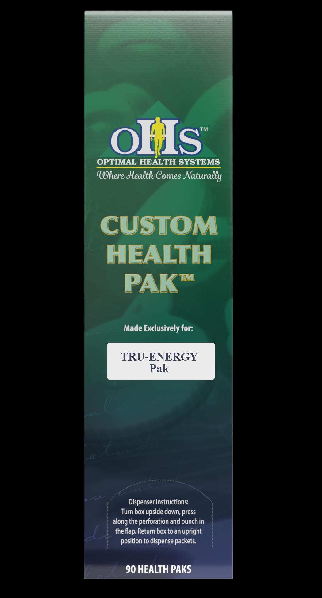 Tru-Energy Pak