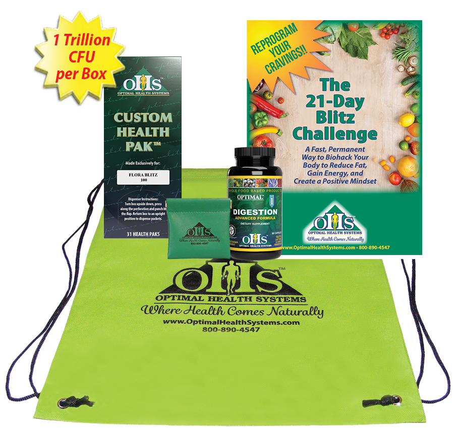 21-Day Blitz Challenge Package