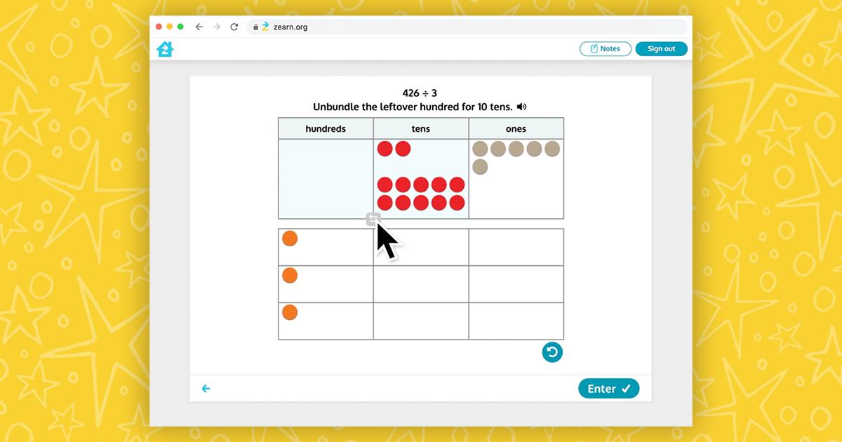 Zearn Math: Top-rated math program created for teachers, by teachers