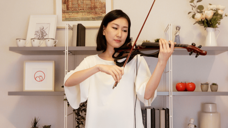 「ヴァイオリン」講座がリリース(β版)