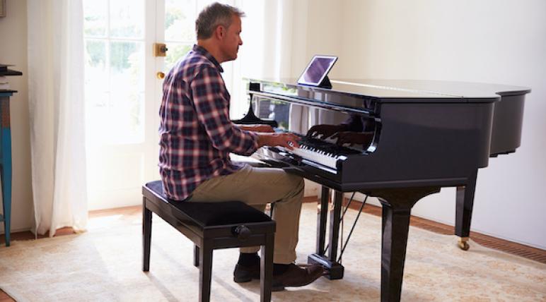 短時間で無理なく上達できる、プロの楽器練習マインドセット