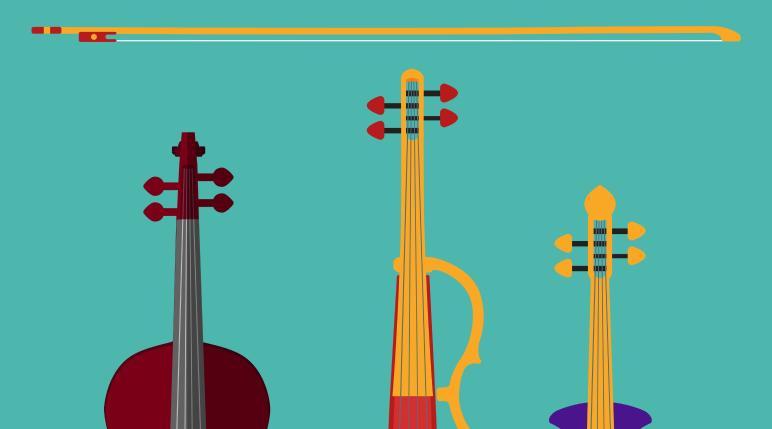 【ヴァイオリン編】人前で弾いて・撮ってシェアして楽しめる!おすすめポップス集