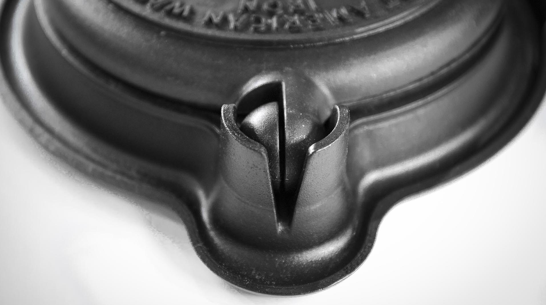 Great American Waffle Iron ball joint