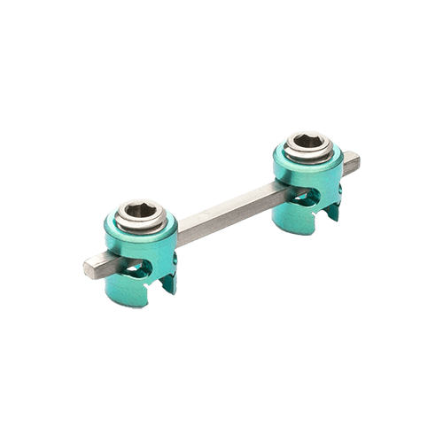 Spinal Stabilization Cervical Posterior Straight Connector