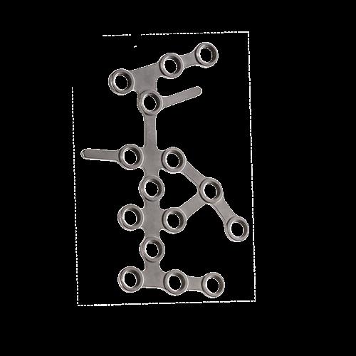 Calcaneal Locking Plate