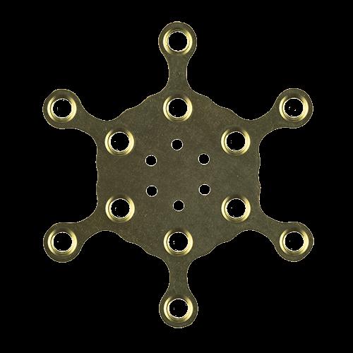 2.0mm Locking Orbital Plate
