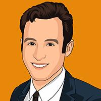 Illustration of Jon Torre