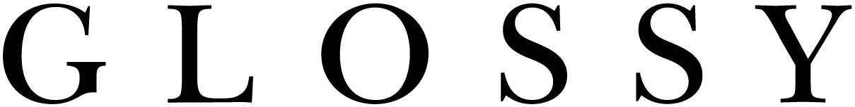 Glossy logo