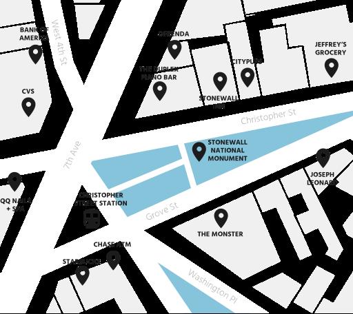 Map Brand Locations