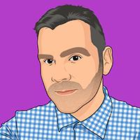 Illustration of Jeffrey Cichon