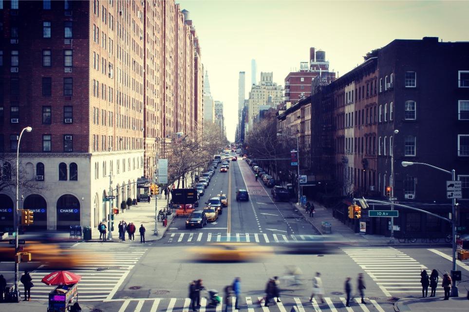 Image - City - Contact Unacast
