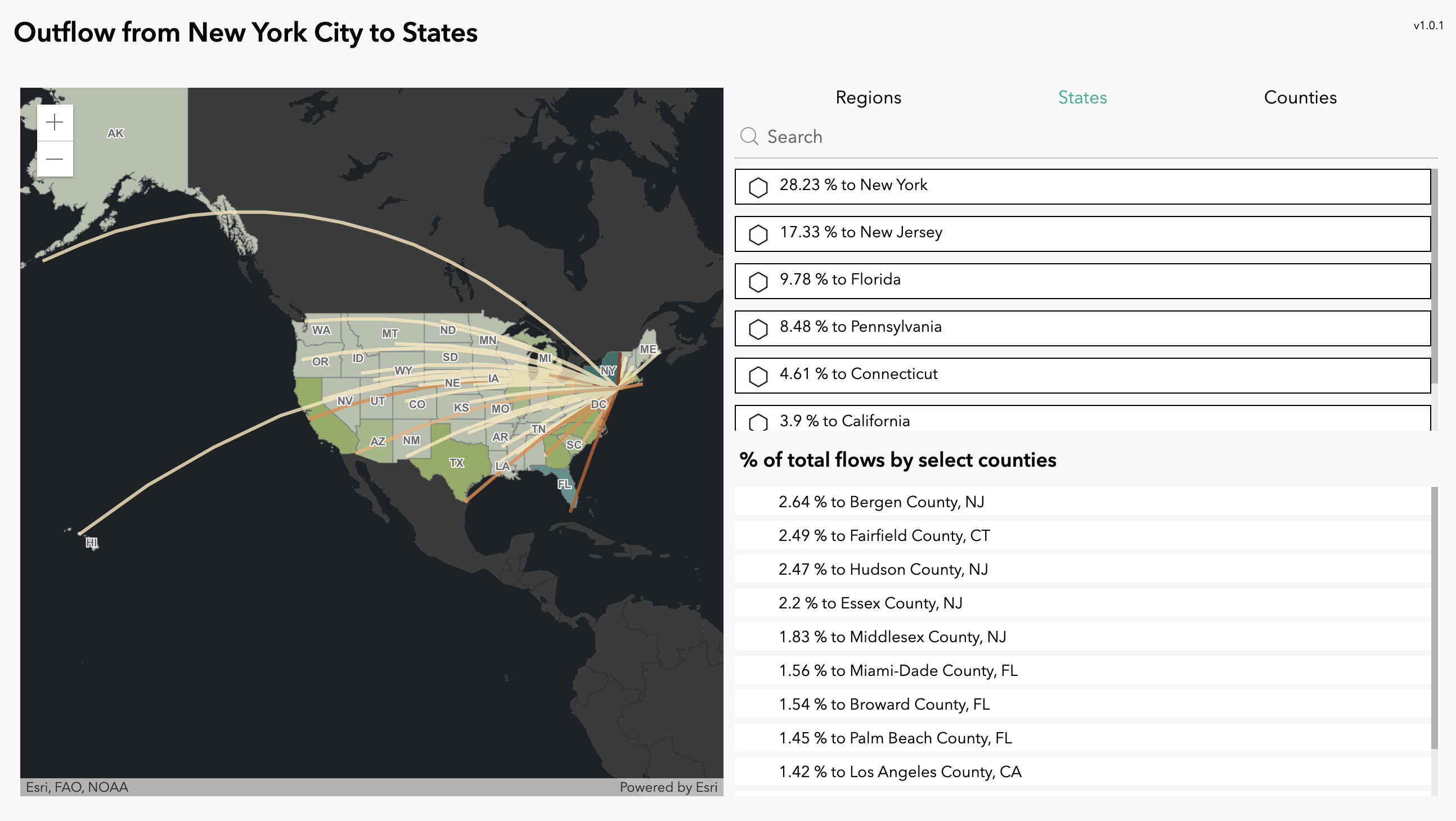 Unacast Launches Migration Patterns