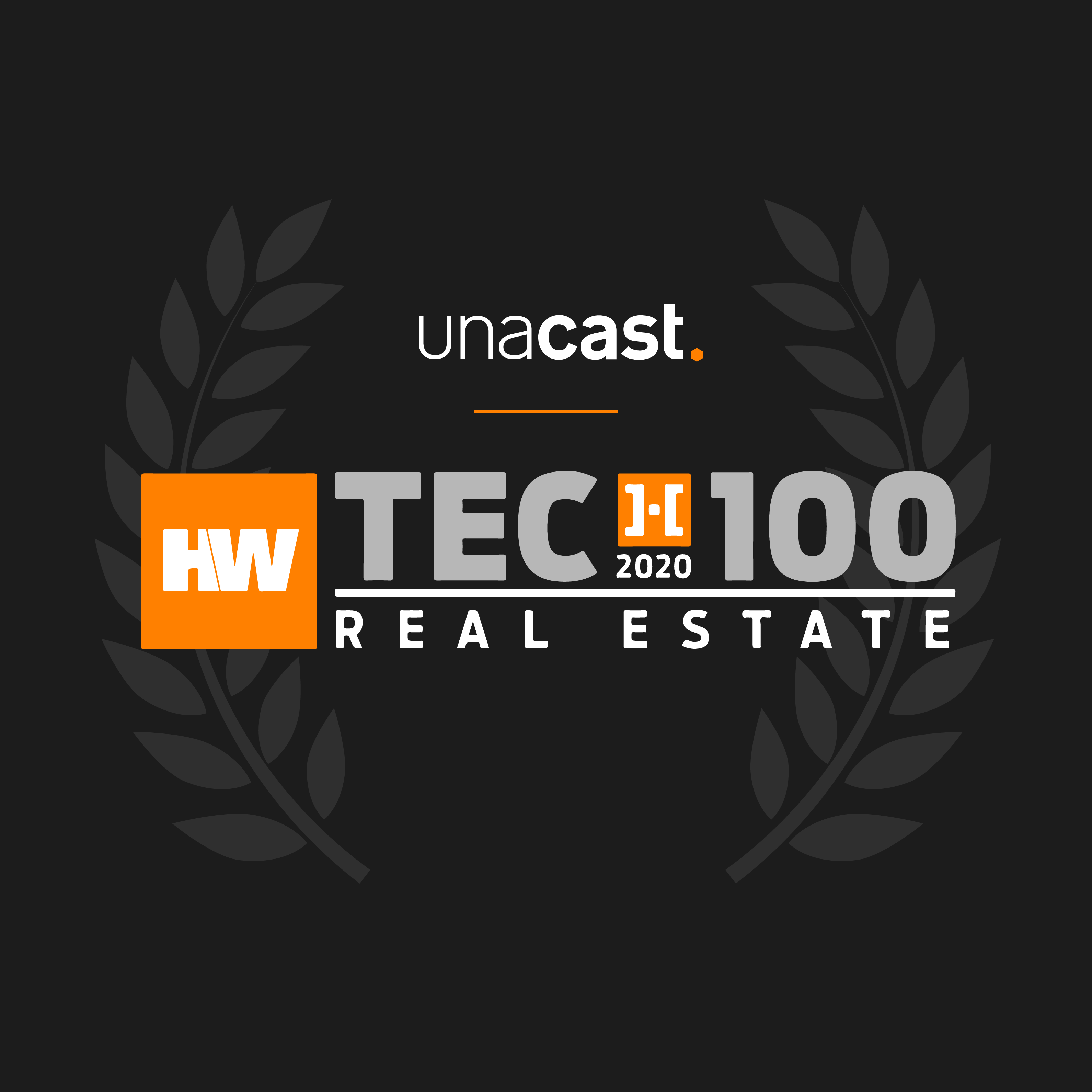 Unacast Wins HousingWire's Tech100 Award