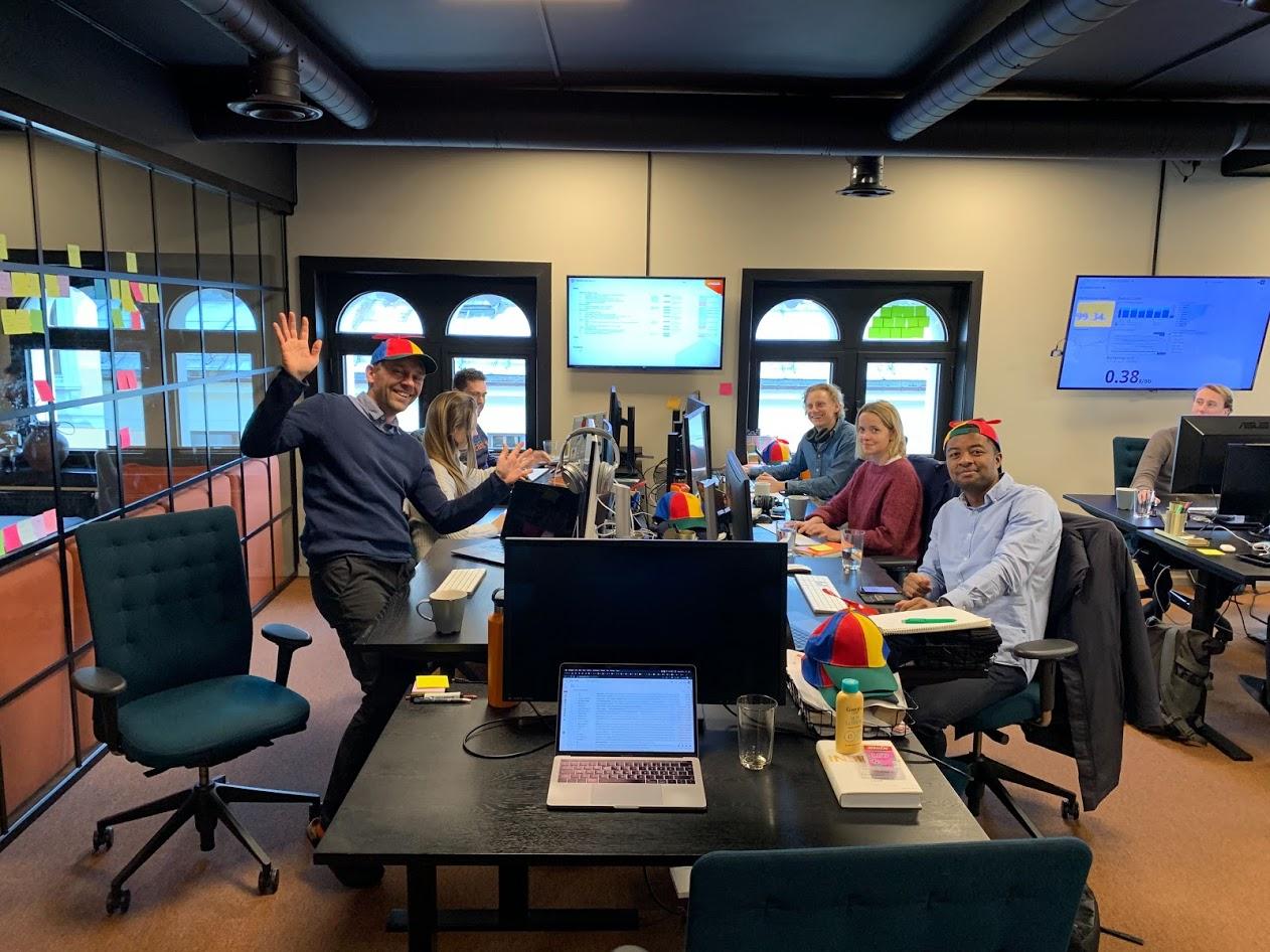 Meet the Team Behind the Data: Frode