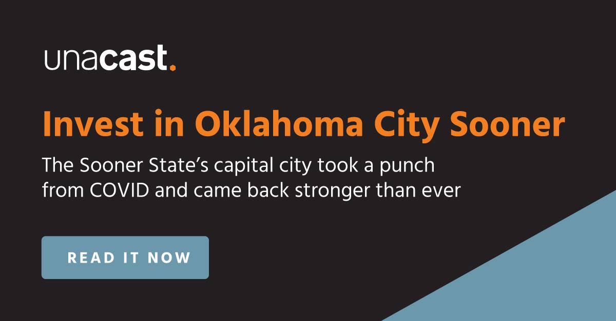 Invest in Oklahoma City Sooner