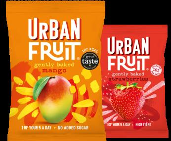 Urban Fruit Gently Baked Packs