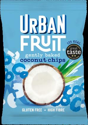 Urban Fruit - Coconut Chips