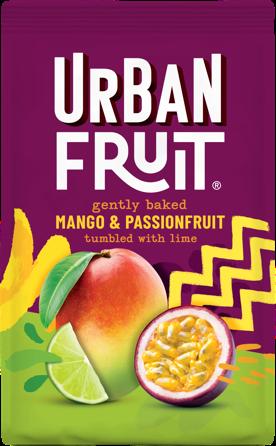 Urban Fruit - Mango & Passionfruit